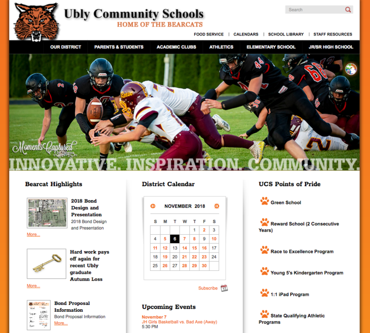 View large photo of Ubly Community Schools