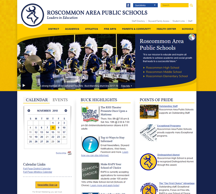 View large photo of Roscommon Area Public Schools