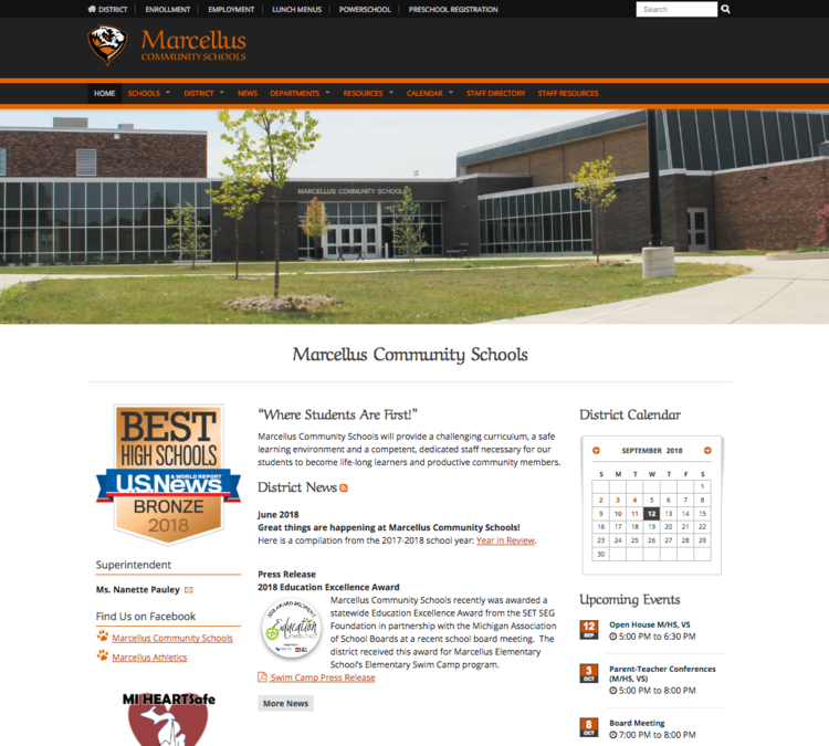View large photo of Marcellus Community Schools