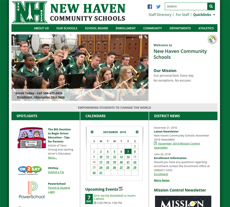 View large photo of New Haven Community Schools
