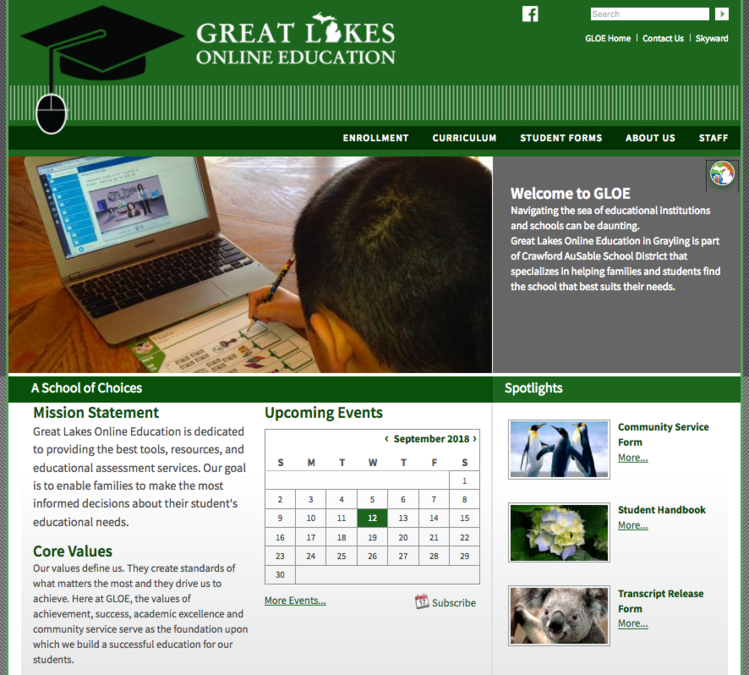 View large photo of Great Lakes Online Education