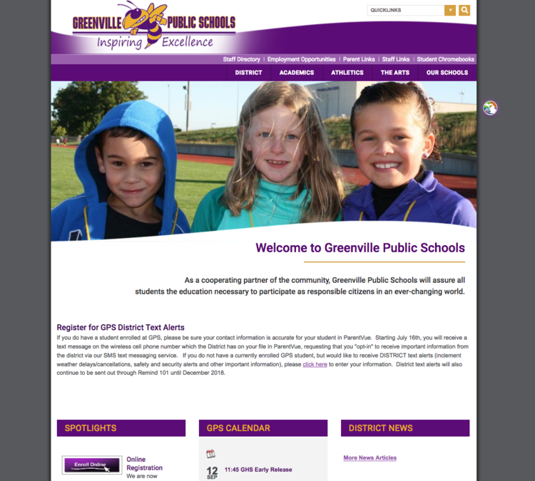 View large photo of Greenville Public Schools
