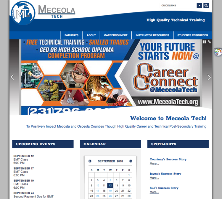View large photo of Meceola Tech