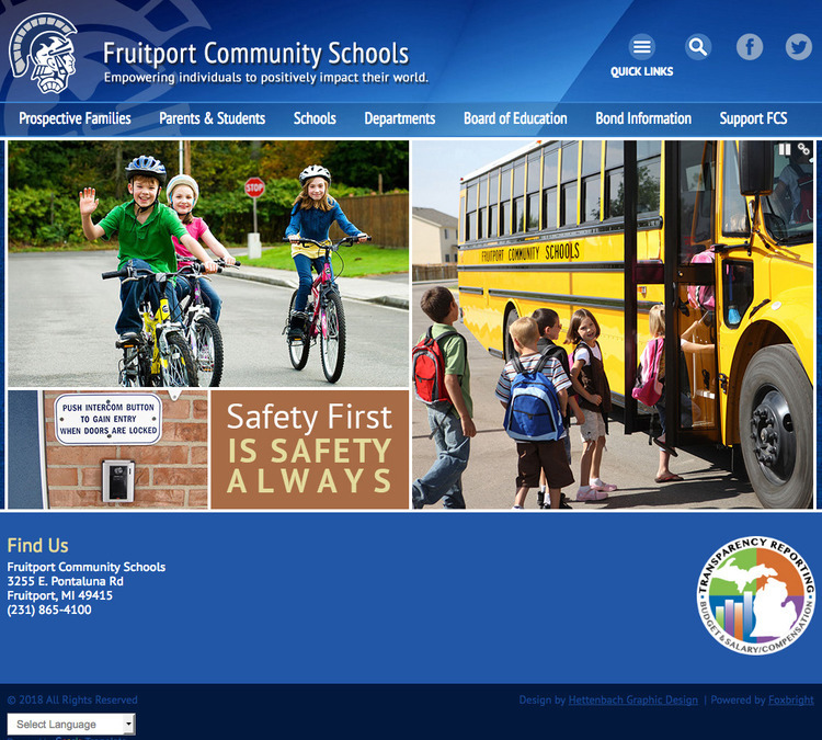 View large photo of Fruitport Community Schools