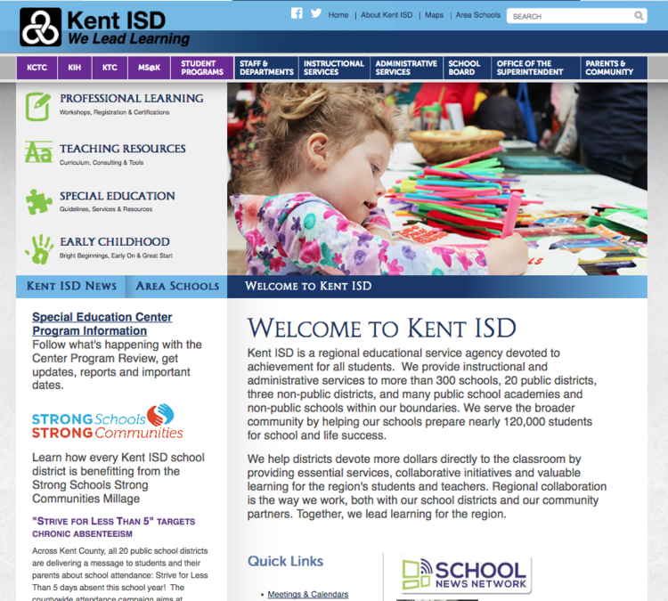 View large photo of Kent ISD