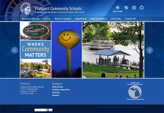 fruitport community Schools